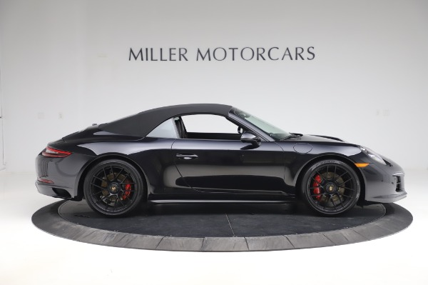 Used 2018 Porsche 911 Carrera 4 GTS for sale $137,900 at Rolls-Royce Motor Cars Greenwich in Greenwich CT 06830 26