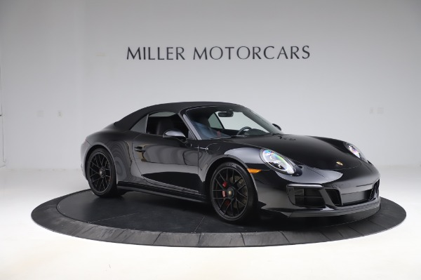 Used 2018 Porsche 911 Carrera 4 GTS for sale $137,900 at Rolls-Royce Motor Cars Greenwich in Greenwich CT 06830 27