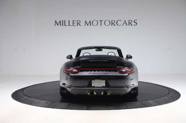Used 2018 Porsche 911 Carrera 4 GTS for sale $137,900 at Rolls-Royce Motor Cars Greenwich in Greenwich CT 06830 5
