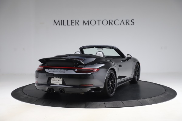 Used 2018 Porsche 911 Carrera 4 GTS for sale $137,900 at Rolls-Royce Motor Cars Greenwich in Greenwich CT 06830 6