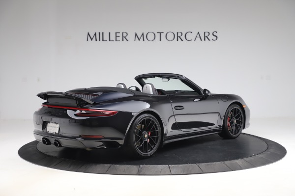 Used 2018 Porsche 911 Carrera 4 GTS for sale $137,900 at Rolls-Royce Motor Cars Greenwich in Greenwich CT 06830 7
