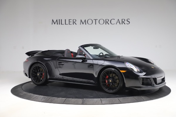 Used 2018 Porsche 911 Carrera 4 GTS for sale $137,900 at Rolls-Royce Motor Cars Greenwich in Greenwich CT 06830 9