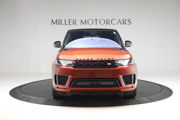 Used 2019 Land Rover Range Rover Sport Autobiography for sale Sold at Rolls-Royce Motor Cars Greenwich in Greenwich CT 06830 12