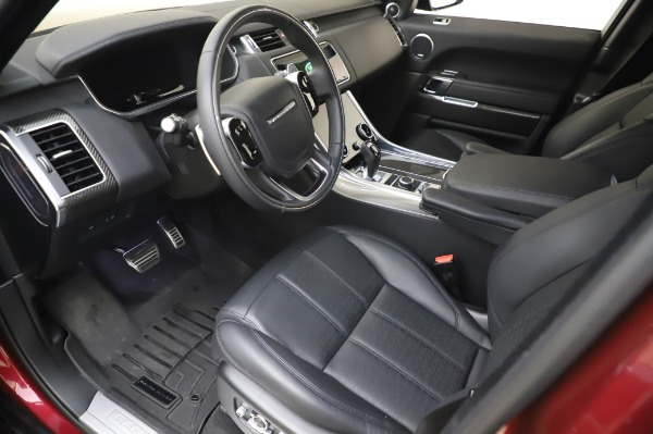 Used 2019 Land Rover Range Rover Sport Autobiography for sale Sold at Rolls-Royce Motor Cars Greenwich in Greenwich CT 06830 13