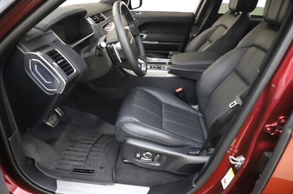 Used 2019 Land Rover Range Rover Sport Autobiography for sale Sold at Rolls-Royce Motor Cars Greenwich in Greenwich CT 06830 14