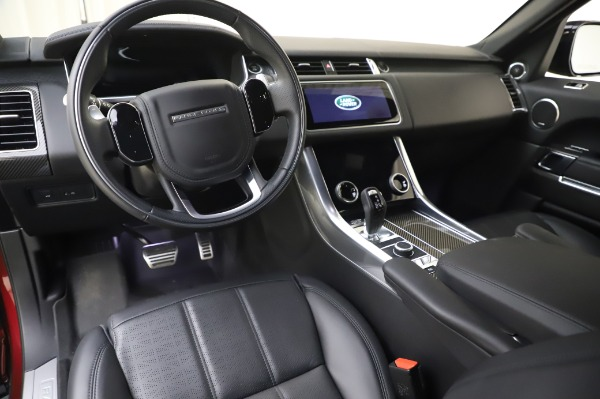 Used 2019 Land Rover Range Rover Sport Autobiography for sale Sold at Rolls-Royce Motor Cars Greenwich in Greenwich CT 06830 17