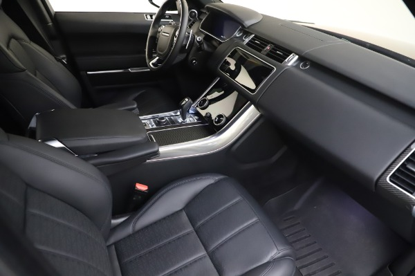 Used 2019 Land Rover Range Rover Sport Autobiography for sale Sold at Rolls-Royce Motor Cars Greenwich in Greenwich CT 06830 19