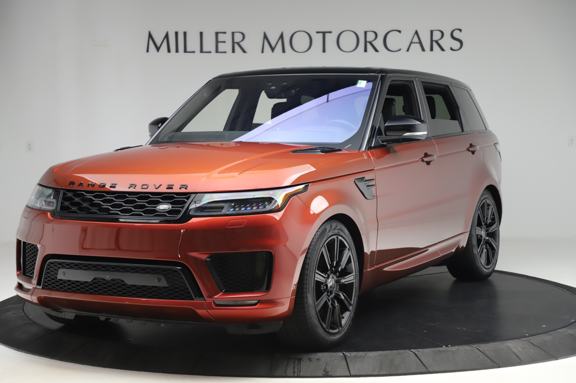 Used 2019 Land Rover Range Rover Sport Autobiography for sale Sold at Rolls-Royce Motor Cars Greenwich in Greenwich CT 06830 1