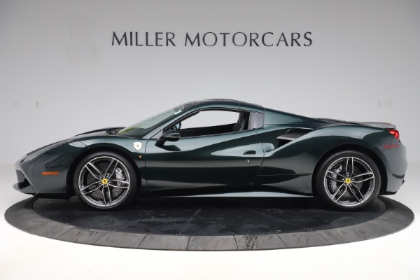 Used 2019 Ferrari 488 Spider Base for sale $329,900 at Rolls-Royce Motor Cars Greenwich in Greenwich CT 06830 14