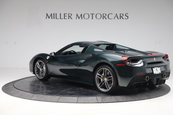 Used 2019 Ferrari 488 Spider Base for sale $329,900 at Rolls-Royce Motor Cars Greenwich in Greenwich CT 06830 15