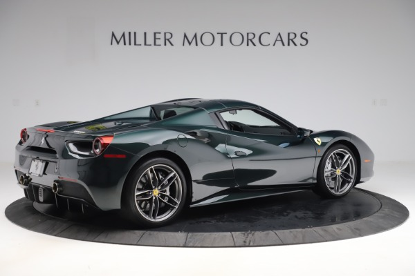 Used 2019 Ferrari 488 Spider Base for sale $329,900 at Rolls-Royce Motor Cars Greenwich in Greenwich CT 06830 16