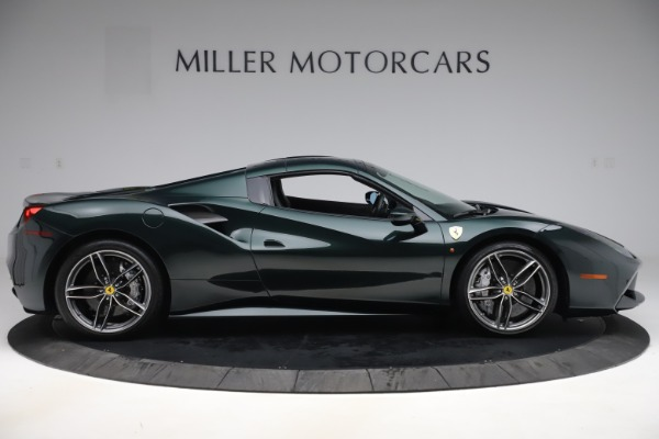 Used 2019 Ferrari 488 Spider Base for sale $329,900 at Rolls-Royce Motor Cars Greenwich in Greenwich CT 06830 17