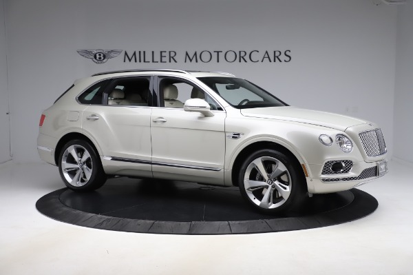 Used 2018 Bentley Bentayga Onyx Edition for sale $159,900 at Rolls-Royce Motor Cars Greenwich in Greenwich CT 06830 10