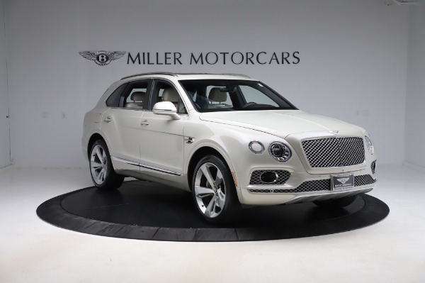 Used 2018 Bentley Bentayga Onyx Edition for sale $159,900 at Rolls-Royce Motor Cars Greenwich in Greenwich CT 06830 11