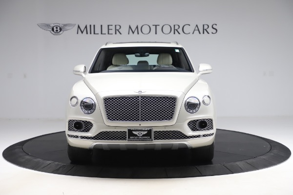 Used 2018 Bentley Bentayga Onyx Edition for sale $159,900 at Rolls-Royce Motor Cars Greenwich in Greenwich CT 06830 12