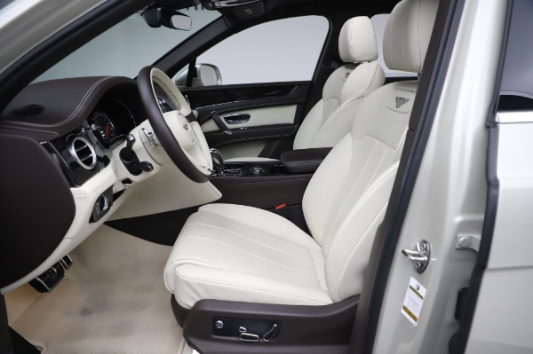 Used 2018 Bentley Bentayga Onyx Edition for sale $159,900 at Rolls-Royce Motor Cars Greenwich in Greenwich CT 06830 18