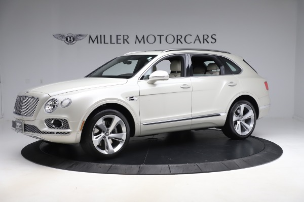 Used 2018 Bentley Bentayga Onyx Edition for sale $159,900 at Rolls-Royce Motor Cars Greenwich in Greenwich CT 06830 2