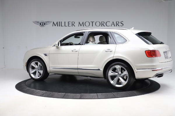 Used 2018 Bentley Bentayga Onyx Edition for sale $159,900 at Rolls-Royce Motor Cars Greenwich in Greenwich CT 06830 4
