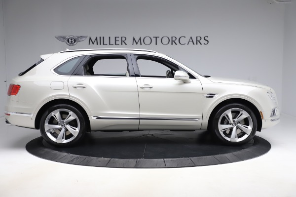 Used 2018 Bentley Bentayga Onyx Edition for sale $159,900 at Rolls-Royce Motor Cars Greenwich in Greenwich CT 06830 9