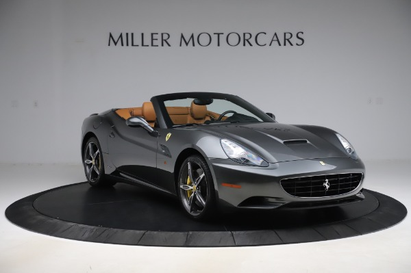 Used 2014 Ferrari California 30 for sale Call for price at Rolls-Royce Motor Cars Greenwich in Greenwich CT 06830 10