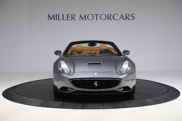 Used 2014 Ferrari California 30 for sale Call for price at Rolls-Royce Motor Cars Greenwich in Greenwich CT 06830 11