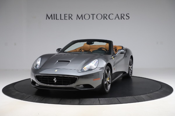 Used 2014 Ferrari California 30 for sale Call for price at Rolls-Royce Motor Cars Greenwich in Greenwich CT 06830 12