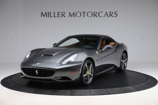 Used 2014 Ferrari California 30 for sale Call for price at Rolls-Royce Motor Cars Greenwich in Greenwich CT 06830 13