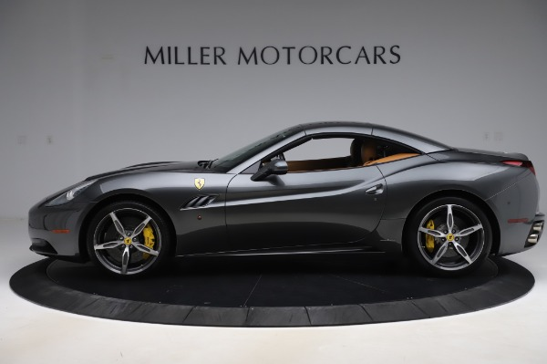 Used 2014 Ferrari California 30 for sale Call for price at Rolls-Royce Motor Cars Greenwich in Greenwich CT 06830 14