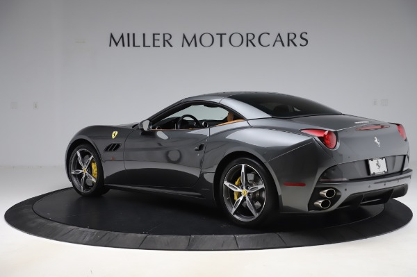 Used 2014 Ferrari California 30 for sale Call for price at Rolls-Royce Motor Cars Greenwich in Greenwich CT 06830 15