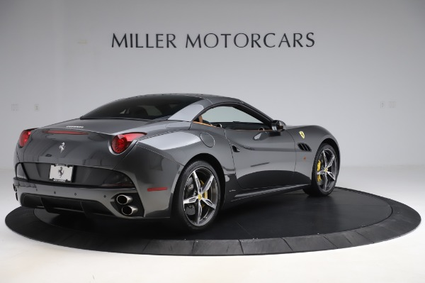 Used 2014 Ferrari California 30 for sale Call for price at Rolls-Royce Motor Cars Greenwich in Greenwich CT 06830 16
