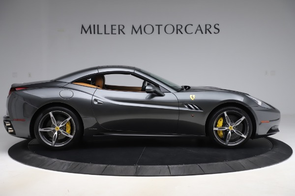 Used 2014 Ferrari California 30 for sale Call for price at Rolls-Royce Motor Cars Greenwich in Greenwich CT 06830 17