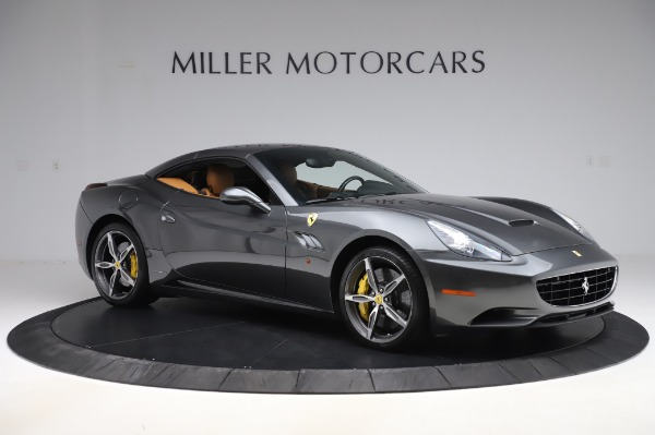 Used 2014 Ferrari California 30 for sale Call for price at Rolls-Royce Motor Cars Greenwich in Greenwich CT 06830 18