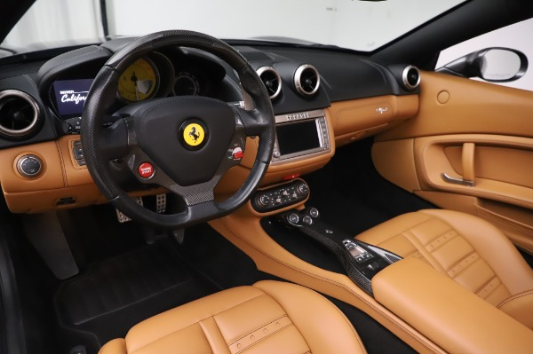Used 2014 Ferrari California 30 for sale Call for price at Rolls-Royce Motor Cars Greenwich in Greenwich CT 06830 19