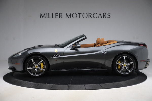 Used 2014 Ferrari California 30 for sale Call for price at Rolls-Royce Motor Cars Greenwich in Greenwich CT 06830 2