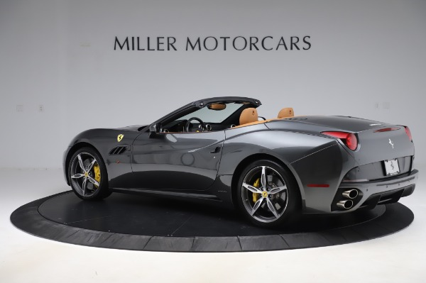 Used 2014 Ferrari California 30 for sale Call for price at Rolls-Royce Motor Cars Greenwich in Greenwich CT 06830 3