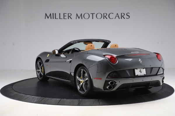Used 2014 Ferrari California 30 for sale Call for price at Rolls-Royce Motor Cars Greenwich in Greenwich CT 06830 4