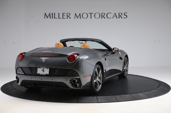 Used 2014 Ferrari California 30 for sale Call for price at Rolls-Royce Motor Cars Greenwich in Greenwich CT 06830 6