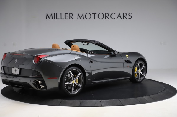 Used 2014 Ferrari California 30 for sale Call for price at Rolls-Royce Motor Cars Greenwich in Greenwich CT 06830 7