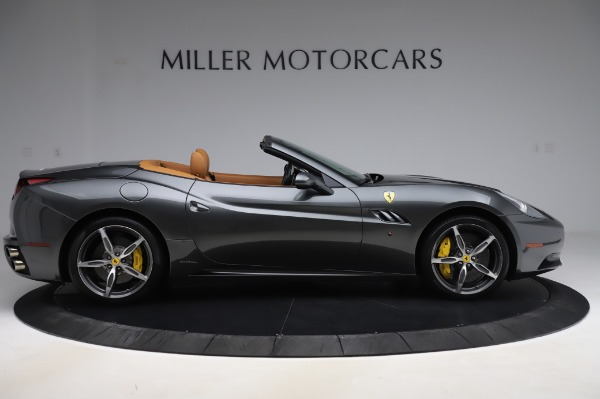 Used 2014 Ferrari California 30 for sale Call for price at Rolls-Royce Motor Cars Greenwich in Greenwich CT 06830 8