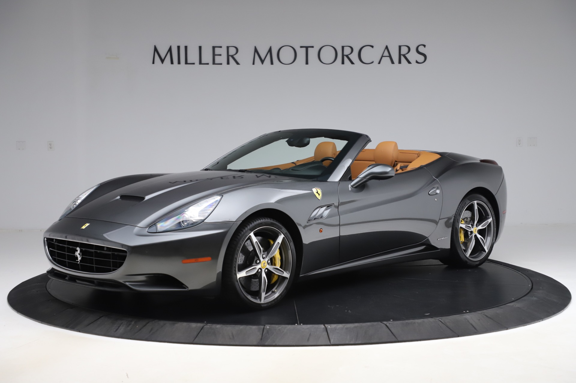 Used 2014 Ferrari California 30 for sale Call for price at Rolls-Royce Motor Cars Greenwich in Greenwich CT 06830 1