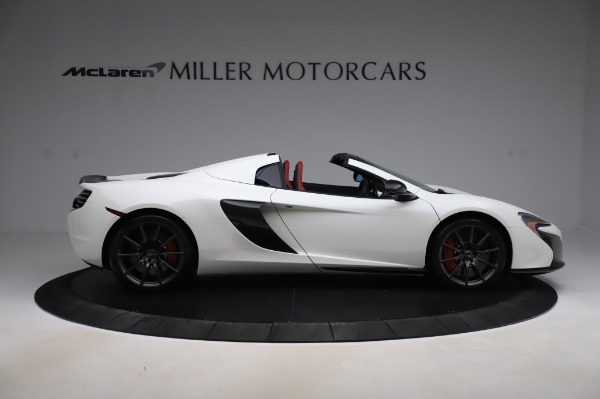 Used 2016 McLaren 650S Spider for sale $159,900 at Rolls-Royce Motor Cars Greenwich in Greenwich CT 06830 11