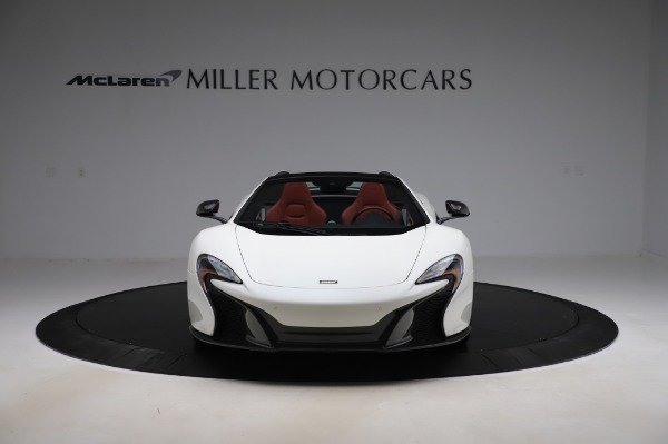 Used 2016 McLaren 650S Spider for sale $159,900 at Rolls-Royce Motor Cars Greenwich in Greenwich CT 06830 15