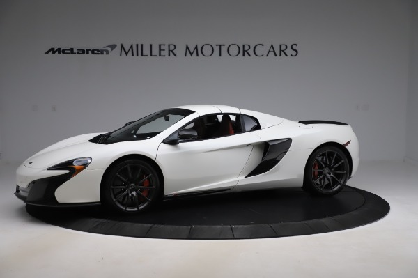 Used 2016 McLaren 650S Spider for sale $159,900 at Rolls-Royce Motor Cars Greenwich in Greenwich CT 06830 17