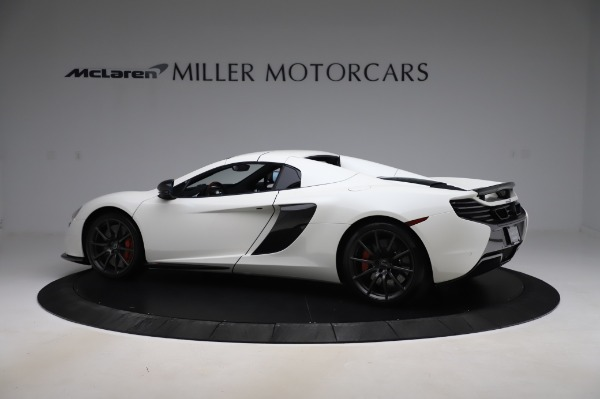Used 2016 McLaren 650S Spider for sale $159,900 at Rolls-Royce Motor Cars Greenwich in Greenwich CT 06830 19