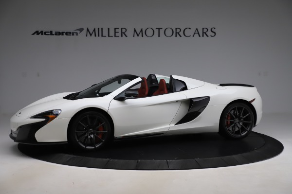 Used 2016 McLaren 650S Spider for sale $159,900 at Rolls-Royce Motor Cars Greenwich in Greenwich CT 06830 2