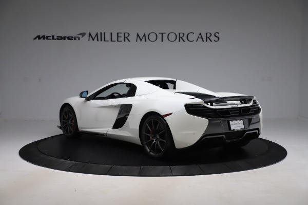 Used 2016 McLaren 650S Spider for sale Sold at Rolls-Royce Motor Cars Greenwich in Greenwich CT 06830 20