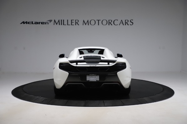 Used 2016 McLaren 650S Spider for sale $159,900 at Rolls-Royce Motor Cars Greenwich in Greenwich CT 06830 21