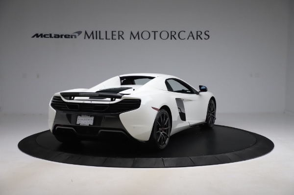 Used 2016 McLaren 650S Spider for sale $159,900 at Rolls-Royce Motor Cars Greenwich in Greenwich CT 06830 22