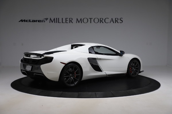 Used 2016 McLaren 650S Spider for sale $159,900 at Rolls-Royce Motor Cars Greenwich in Greenwich CT 06830 23