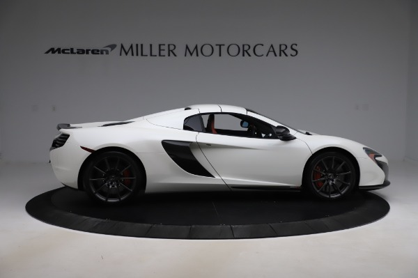 Used 2016 McLaren 650S Spider for sale Sold at Rolls-Royce Motor Cars Greenwich in Greenwich CT 06830 24